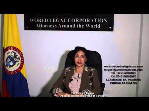El Divorcio en Colombia