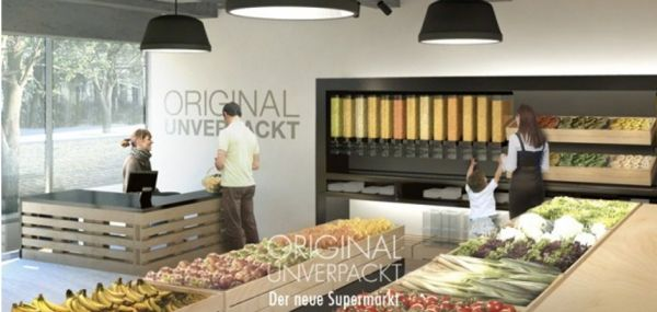 Supermercato: no packaging, in arrivo a Berlino - News - World Wine Passion
