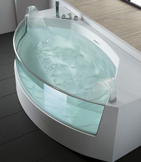 in chaise glass would these lounge bathtub lounges leave luxurious soak i tubs neatorama never pin bathtubs lounger beautiful and this