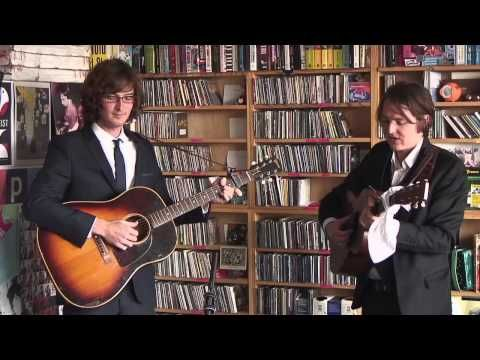 They are my absolute favorite band! They are hilarious, and amazing; and I definitely need to see them live, someday. :) - The Milk Carton Kids, @ NPR's Tiny Desk Concert / 'Michigan', 'Stealing Romance', 'I Still Want A Little More'.