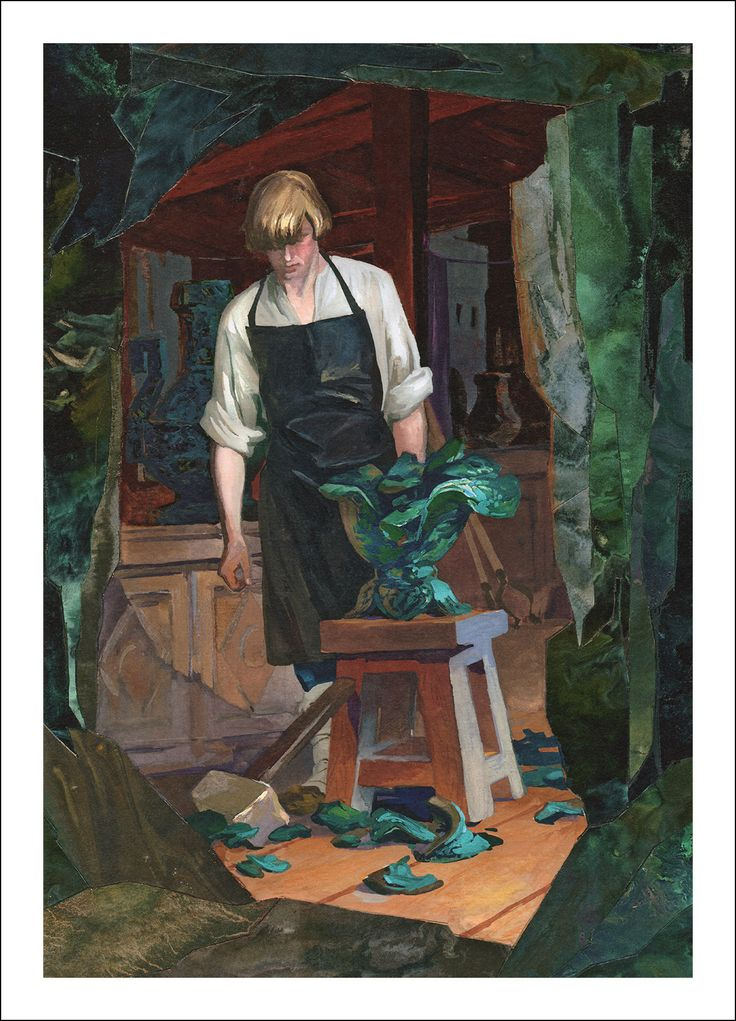 Pavel Bazhov. The Ural Tales. Illustrator V. Nazaruk.
