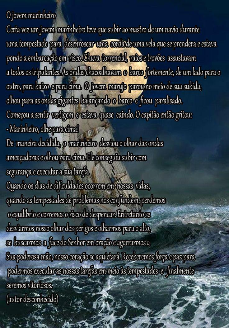 jovem marinheiro
