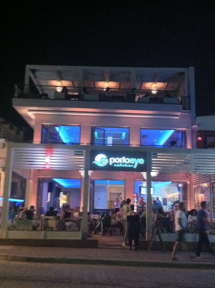 Portoeye Cafe Bar – Kardamena a modern and contemporary cafe bar situated on the harbour in the heart of Kardamena. #kos2013 http://www.kosexplorer.com/place/porto-eye-cafe-bar-kardamena/
