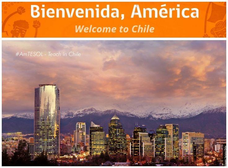 #TeachAbroad & Explore #Chile, Jobs, News, #TESOL Certification