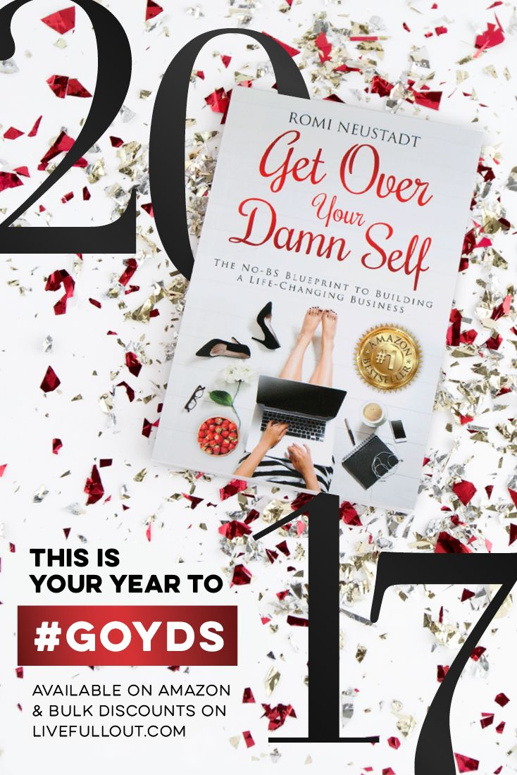 get over your damn self pdf