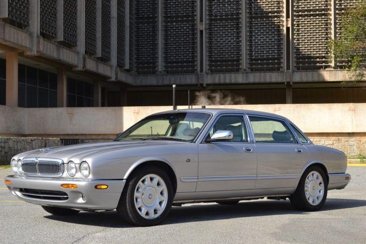 No Reserve: 2001 Jaguar Vanden Plas Supercharged | Bring a Trailer