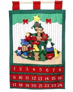 Buy Personalized Tree Advent Calendar - Advent Calendars, Christmas Advent Calendars - Ornament Shop