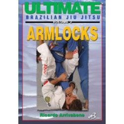 Ultimate Brazilian Jiu-jitsu DVD 2: Ultimate Armlocks by Ricardo Arrivabene: Ricardo Arrivabene has firsthand knowledge of the effectiveness of the techniques presented in these DVDs. Today martial artists of many styles have learned the art of Brazilian Jiu Jitsu to improve their knowledge of ground fighting.