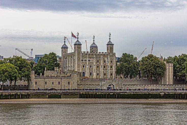 https://flic.kr/p/xu2fpw | Tower of London | © Alessandro Perazzoli