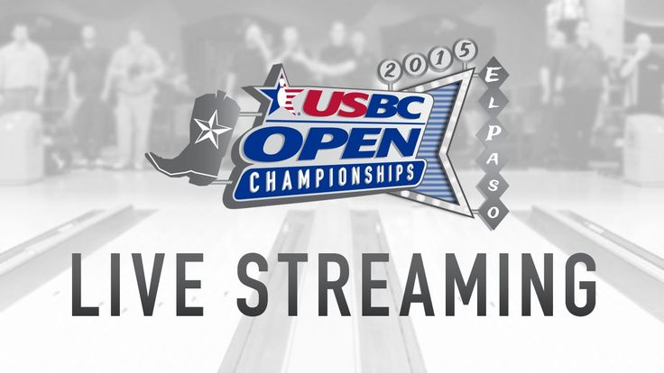 2015 USBC Open Live Stream: Anthony LaCaze - 2014 Regular All-Events winner