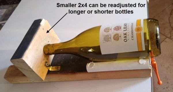 Diy Homemade Bottle Cutter Botellas De Vidrio Botellas Vidrio