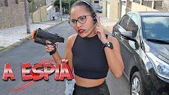 A ESPIÃ - MISSÃO SECRETA! (PARTE 1) - YouTube
