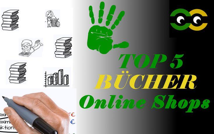 Gebrauchte Bücher günstig kaufen - Top5 Online Book Shops - 5Rules5Hacks