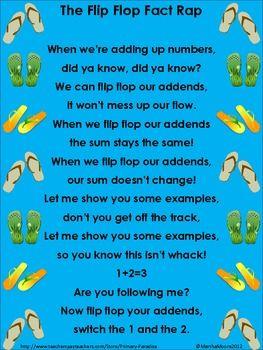 how to write a math rap