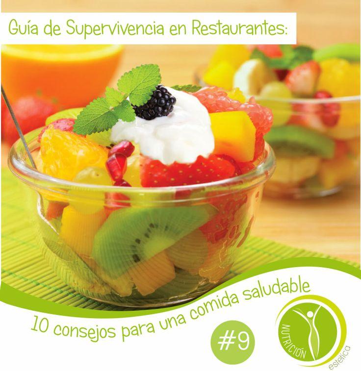 10 consejos para una comida saludable #9 NUTRICIONISTA LIMA