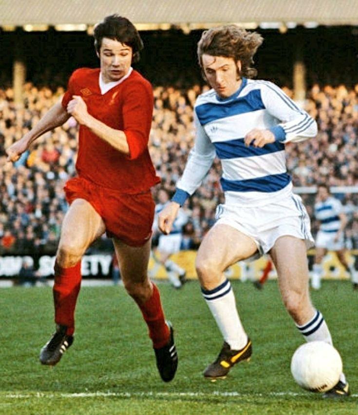 Alan Hansen Liverpool Stan Bowles QPR