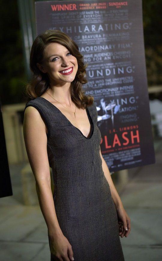 Melissa Benoist  – 'Whiplash' Premiere in Beverly Hills