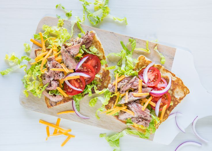 Easy Grilled Fry Bread Tacos from @Albertsons