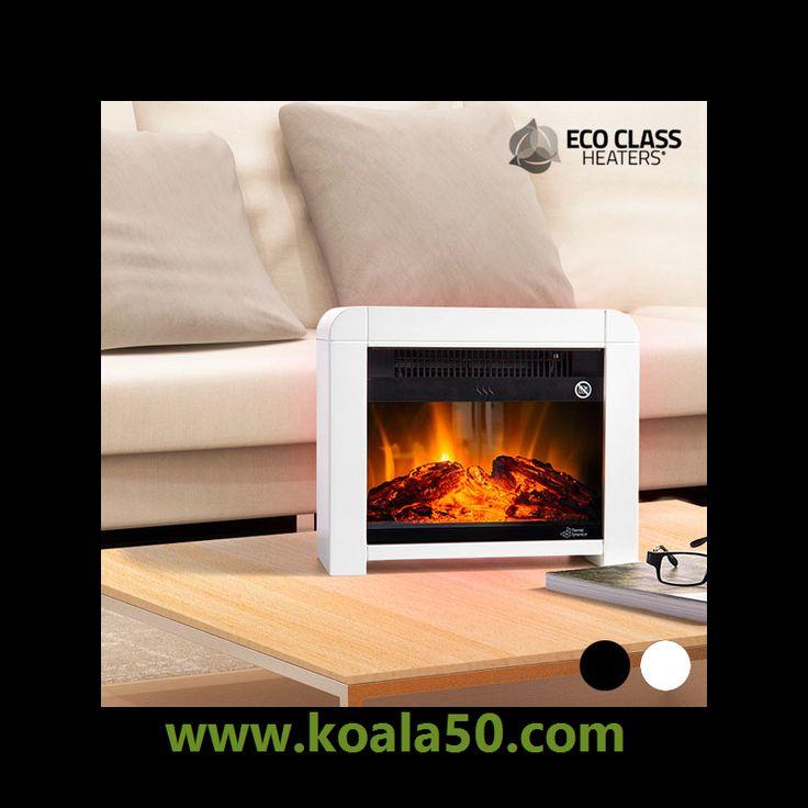 Estufa Eléctrica de Mica Eco Class Heaters EF 1200W - 57,17 €   ¡Prueba ya laestufa eléctrica de mica Eco Class Heaters EF 1200W! Es unachimenea eléctricaindependiente con marco de madera pintada y control manual. Tiene efecto de llama y tronco de...  http://www.koala50.com/radiadores-estufas/estufa-electrica-de-mica-eco-class-heaters-ef-1200w