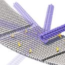 Scientists at the Technical University of Munich (TUM) have developed a novel electric propulsion technology for nanorobots. It allows molecular machines to move a hundred thousand times faster than with the biochemical processes used to date. This makes nanobots fast enough to do assembly line work in molecular factories. The DNA nanobot is shaped like a gearshift, with an extendible arm that ranges from 25 to more than 400 nanometers long that's attached to a 55-by-55-nanometer platform…