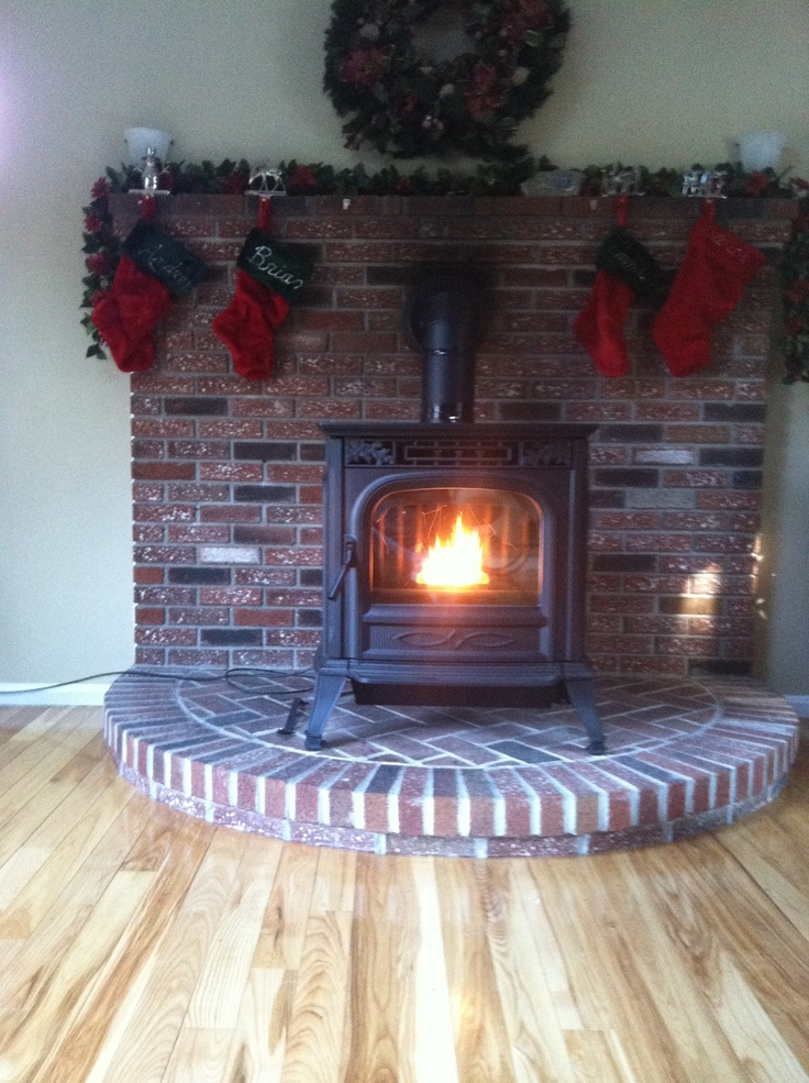 Wood Stove Fire Bricks 4 9 : Best wood pellet stoves images on pinterest