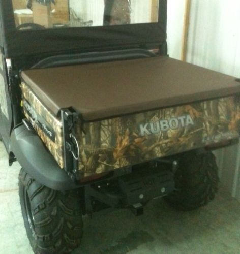 Kubota Lift Cover : Weatherproof kubota rtv bed cover free shipping