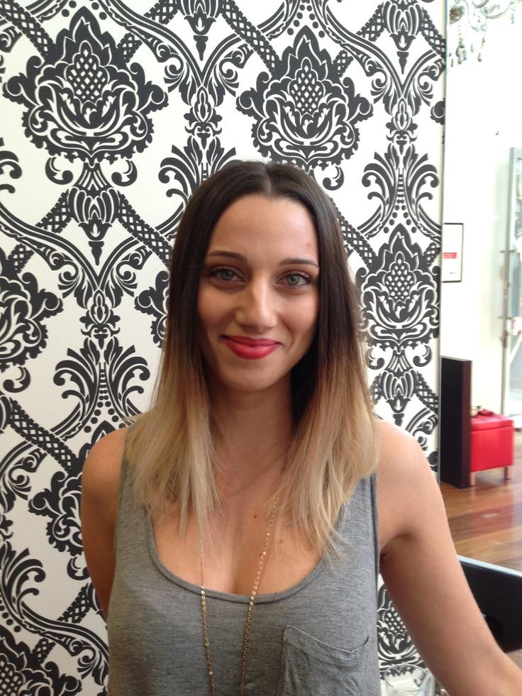 Hot hair #baliage #originalmineral #ombre