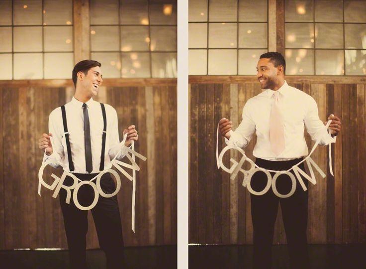 Charming Gay Wedding.