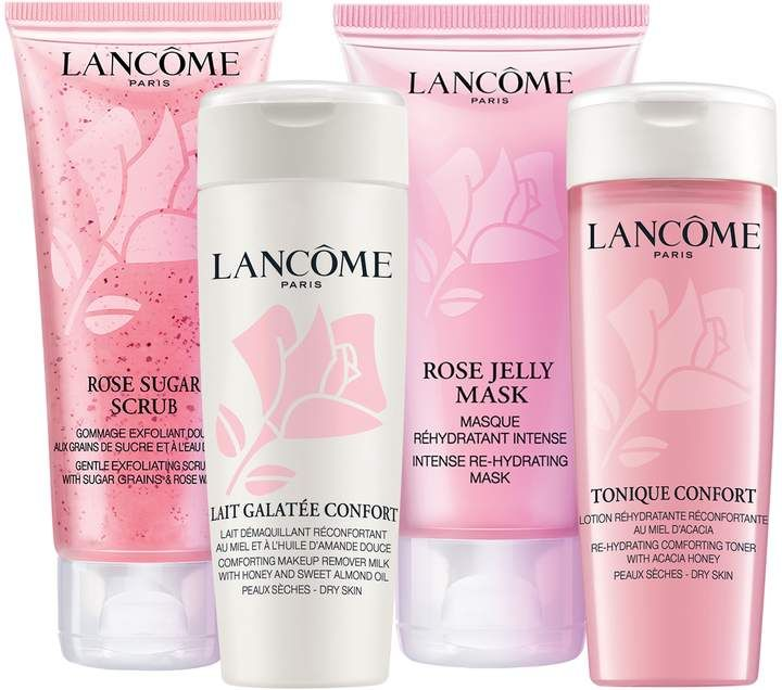 Lancome Rosy Skin Care Collection Usd 42 50 Value Nordstrom Skin Care Collection Skin Care Skincare Set
