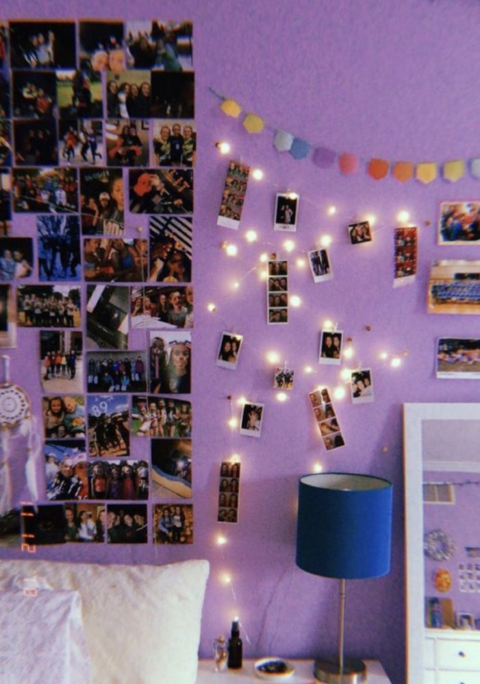20 Led Photo Clips In 2020 Cool Dorm Rooms Aesthetic Room Decor