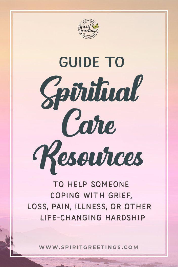 Spiritual Care Resources for Life-Changing Hardships | Blog