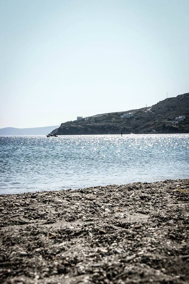 Kalamitsa Beach Skyros Greece