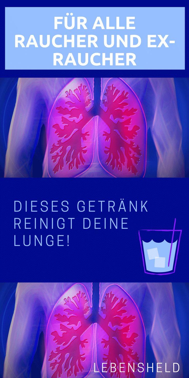 Was Reinigt Die Lunge
