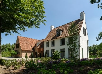 Vlaams Landhuis Pulle   Vlassak Architects