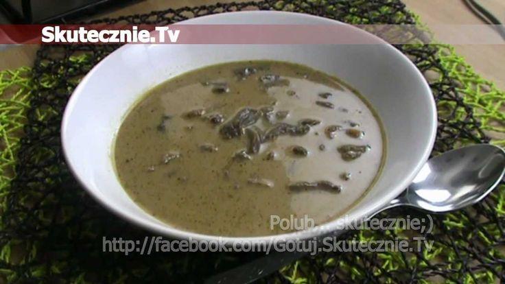 Zupa grzybowa (z suszonych grzybów) :: Skutecznie.Tv [HD]