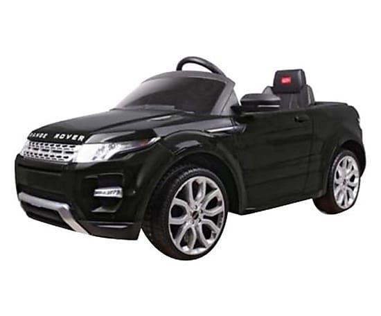 Range Rover Evoque, zwart