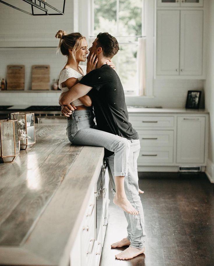 Идеи фотосессии для мужчин на кухне даже верится