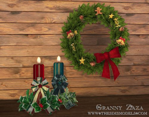 Pin by Brianna Kristalyn on Bri's TS4 CC Finds (Christmas ...