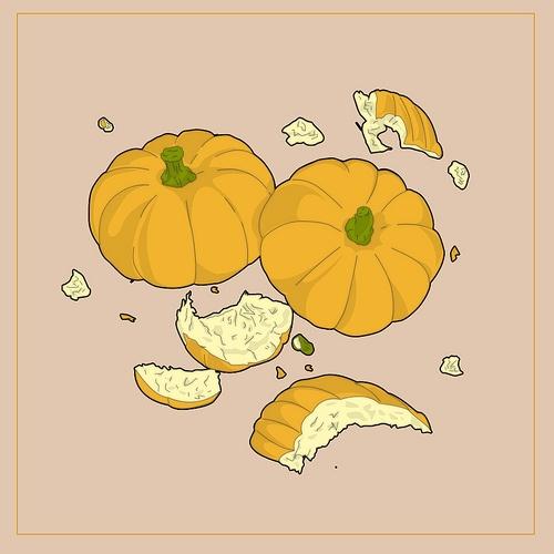 Smash pumpkins