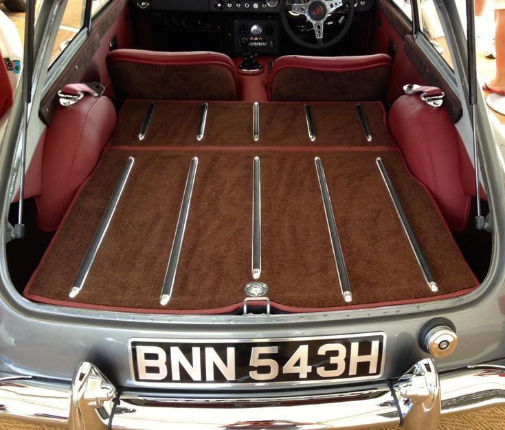Something for GT owners ? : MGB & GT Forum : MG Experience Forums : The MG Experience