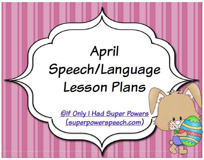 118 Best Slp Lesson Plan Freebies Images On Pinterest Lesson