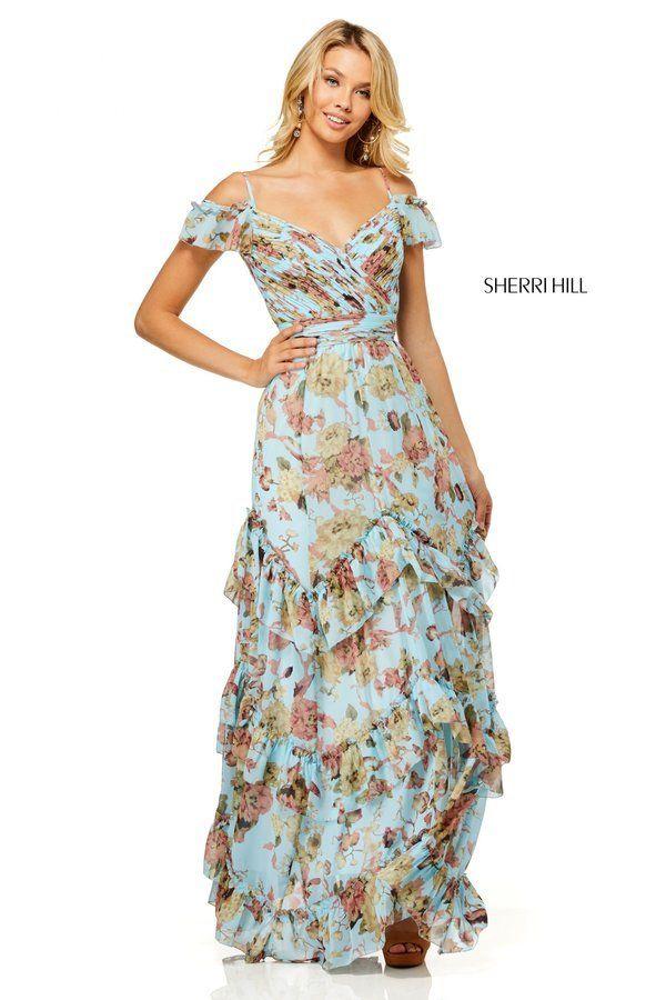 f54c0c652f2 Sherri Hill Style 52533