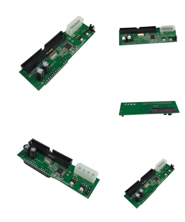 [Visit to Buy] PATA IDE to SATA Adapter Converter Plug Module for ATA 100/133 for 3.5/2.5 SATA HDD DVD Wholesale #Advertisement