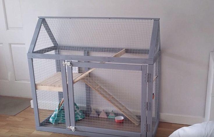die besten 17 ideen zu kaninchenstall bauen auf pinterest hasenstall bauen selbst bauen. Black Bedroom Furniture Sets. Home Design Ideas
