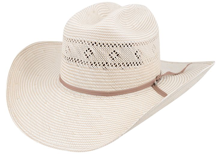 Shop Stetson 10X River Oaks Straw Hat at pintoranch.com. Enjoy FREE Shipping over $100.