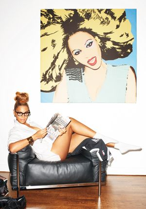 Cleared beyonce gq cover