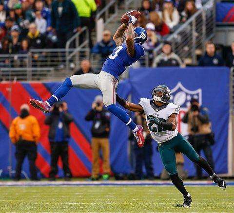 Eagles' Jordan Matthews plans to train in offseason with Giants' Odell Beckham Jr. in Arizona | NJ.com