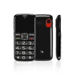 Celular Para Idosos Dl Yc110, Dual Sim, T - Americanas.com