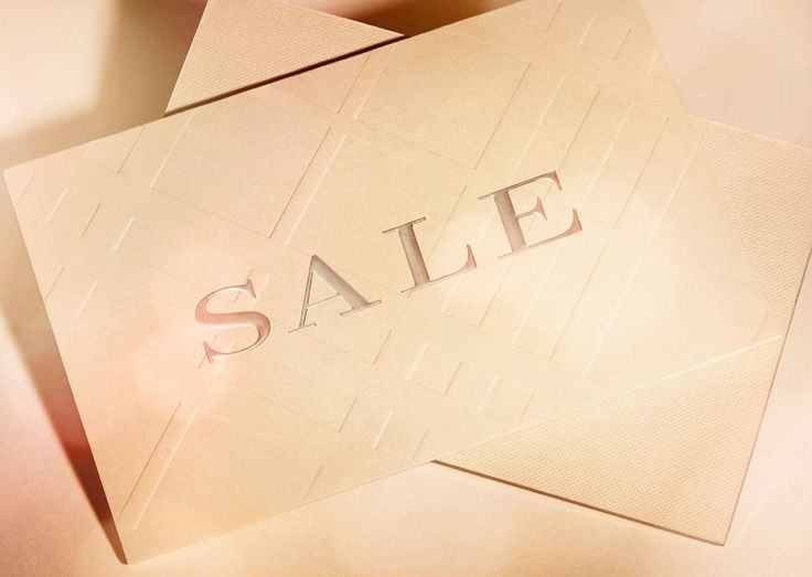 THE BURBERRY SALE ONLINE AND IN STORE