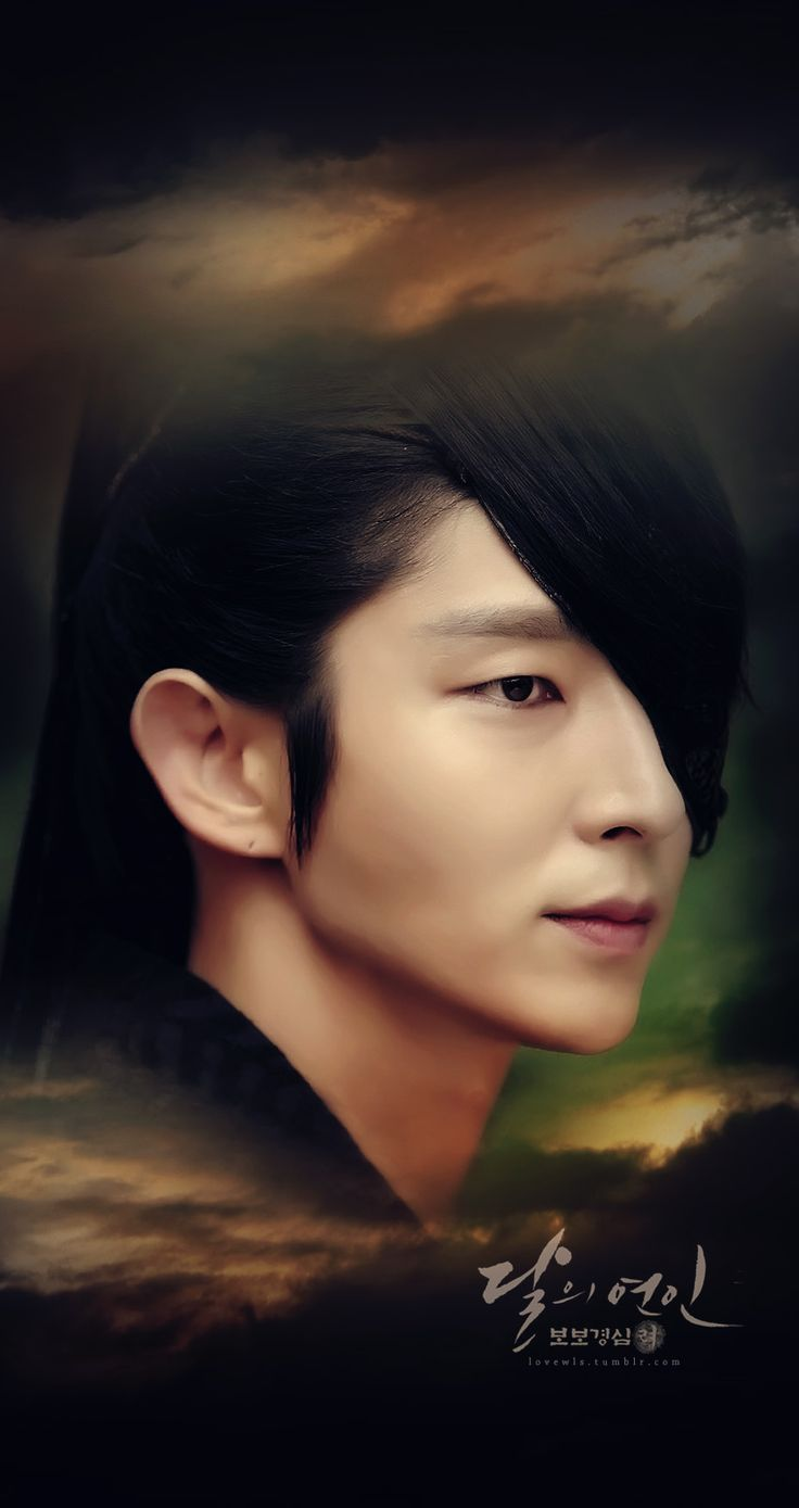 Lee Junki - Scarlet Heart: Ryeo -wang so  The show that stole all my feelings.